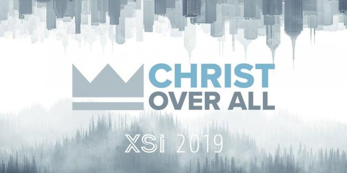 Christ Over All XSI 2019