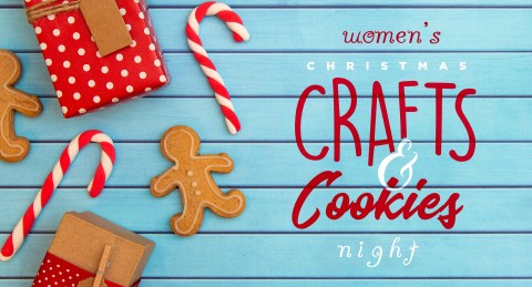 Christmas Crafts and Cookies